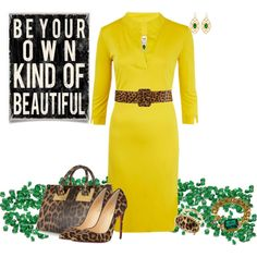 """""""Emerald Excellence"""" by msmith801 on Polyvore"""