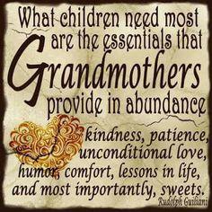 Gung ho grandma ... go to gunghograndma.com for ideas for grandmas