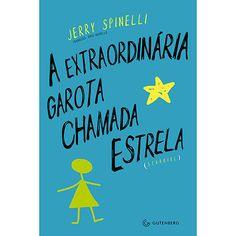 Livro - A Extraordinária Garota Chamada  - Vale a pena ler!!!