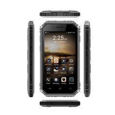 E&L W6 4.5 Inch IP68 Waterproof 1GB RAM 8GB ROM MTK6735 Quad Core 1.3GHz 4G Smartphone