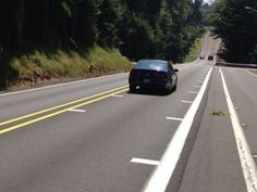 Week 2 - an interesting real-world application of using scale distortion as a safety feature on roads. by adjusting the painted lines of the road, the driver perceives their speed as too fast and naturally attempts to slow down.