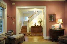 Elegant Jean Molesworth Kee/ The Painted Room C2Paint Savannah Open Family Room,  Family Rooms,