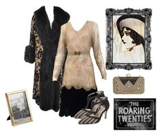 """The Roaring Twenties"" by janie-xox ❤ liked on Polyvore featuring John Lewis, Natasha Couture and Tiffany & Co."