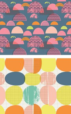 leah greenberg via print & pattern