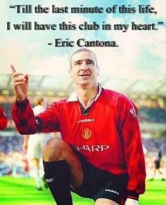 Man Utd Squad, Eric Cantona, Manchester United Players, Sir Alex Ferguson, England Football, Soccer Quotes, Great Team, Man United, My Passion