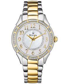 Date un gusto o sorpréndela hoy con este reloj Bulova.  Visítanos en Compupalace o haz tu compra en línea.