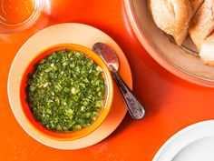 Similar to chimichurri, this herb-based salsa is commonly used in Dominican cooking.