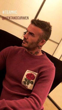 STYLE ICON - DAVID BECKHAM David Beckham Style, David Beckham Hair, David Beckham Fashion, Beckham Haircut, The Beckham Family, Bend It Like Beckham, David And Victoria Beckham, Hair And Beard Styles, Hair Styles