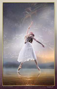 Prophetic art - You Are My Dancing Rhythm