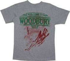 Welcome to Woodbury!!!  #WalkingDead (http://www.thenerdbox.com/walking-dead-welcome-to-woodbury-previews-exclusive-shirt/)