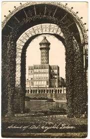 Crystal Palace gardens Exhibition Building, Exhibition Space, Crystal Palace, Hyde Park, Palace London, Glass Structure, Palace Garden, Le Palais, Hiding Places