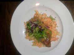 Chicken hawaian salad
