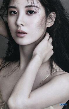Seohyun Instyle May.2017 - BEAUTY TALK 'SeoHyun' #LaMer