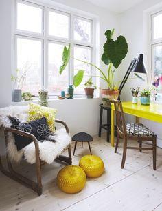 Une maison danoise pleine d'idées « « PLANETE DECO a homes world PLANETE DECO a homes world