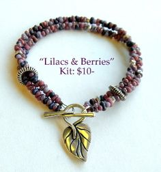 Lilacs & Berries
