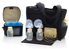 Double Electric Breast Pumps