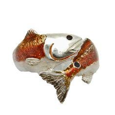 Redfish Wrap Ring