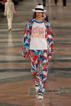 Chanel Cruise 17.  menswear mnswr mens style mens fashion fashion style chanel runway