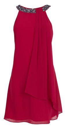 Maddie Short Red Dress