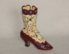 Just The Right Shoe ~ OPERA BOOT ~ 1999 RAINE ~ Retired