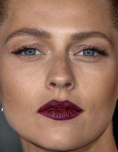 teresa palmer teresa palmer red carpet makeup celeb celebrity celebritycloseup