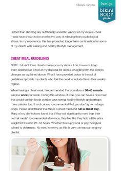 Kayla itsines healthy eating and lifestyle plan by marianmeseguer - issuu Kayla Workout, Bikini Body Guide, Psychological Stress, Kayla Itsines, Cheat Meal, Bbg, Lifestyle Changes, Health And Wellbeing, Bikini Bodies