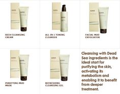 AHAVA Time to Clear Purifying Mask, Dead Sea Minerals, Cleansing Gel, Cleanser, South Africa, Facial, Facial Care, Cleaning Agent, Cleanses