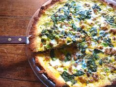 the preppy paleo: Paleo Quiche w Coconut Flour Crust