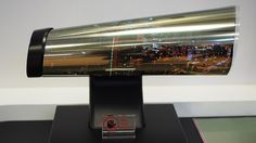Eyes On With LG's Trippy Rollable Display