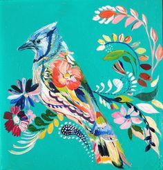INSPIRATION - El Senor Blue Jay    www.starlamichelle.com