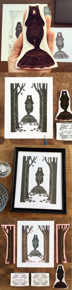 Prints by Viktoria Åström