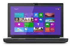 Toshiba Tecra PT640U-06002R 15.6-Inch Laptop (Black). Intel A4 2.8 GHz (6 MB Cache). 16 GB DDR3L SDRAM. 500 GB 7200 rpm Hard Drive0 GB Solid-State Drive. 15.6-Inch Screen, NVIDIA Quadro K2100M. Windows 8.