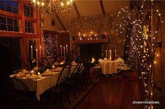 Indoor wedding ideas - Stowe Meadows Lodge