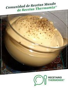 Bakery Recipes, Flan, Custard, Sweet Recipes, Food To Make, Curry, Food And Drink, Sweets, Chocolate