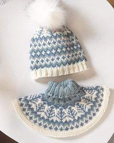 Set: hat and shirt shirt with jacquard. Set: hat and shirt shirt with jacquard. Knitting needles # Häkelschal-Outfit Set: hat and shirt shirt with jacquard. Outfit Set: hat and shirt shirt with jacquard. Fair Isle Knitting Patterns, Knitting Blogs, Baby Hats Knitting, Sweater Knitting Patterns, Knitting Designs, Knit Patterns, Free Knitting, Knitted Hats, Knitting Needles