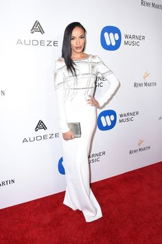 Selita Ebanks - Can't-Miss Looks from the 2017 Grammys After-Parties  - Photos