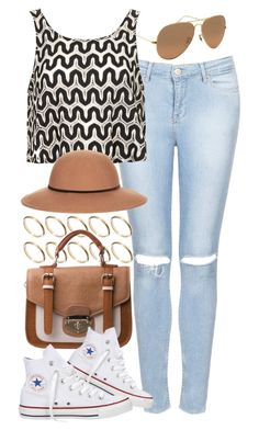 """""""outfit for college"""" by im-emma ❤ liked on Polyvore"""