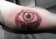 Tattoo Eye #tattoos #killerink #coverup #blackandgrey #sleeve #unique #art #amazingink #tattooartist #tattooist #tattooer #artistattoos #bright_and_bold #uk #blacktattooart #ink #tattooflash #tattooed #tattoo #blackink #artist #personaltattoos #tattoosleeve #tattooportrait #captainspaulding #superb_tattoo