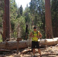North Shore trail, Lake Arrowhead CA
