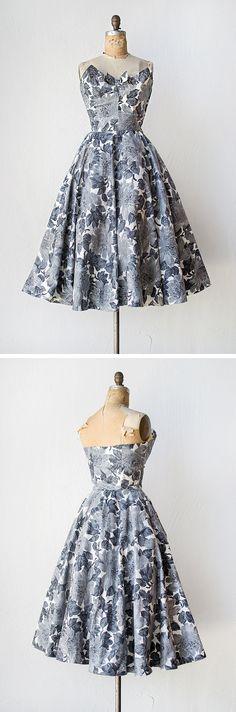 vintage 1950s dress | 50s dress | Ghosted Memories Dress