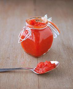 Homemade (Paleo) Sriracha