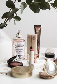 A Transitional Makeup Routine perfect for spring | springtime makeup