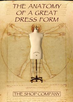 What exactly is it that makes a great dress form? We don our lab coats to find out..
