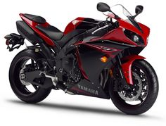 2013 YZF-R1 red