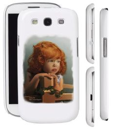 Cover for Samsung Galaxy S3 by CristinArt
