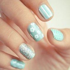 gorgeous nails on Pose!