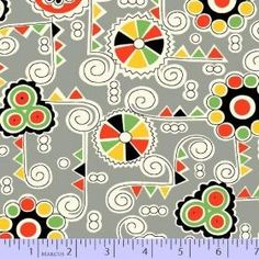 Fabric Manufacturers > OnSale > Aunt Grace Ties One On - Old Country Store Fabrics