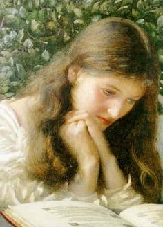 Edward Robert Hughes Idle Tears
