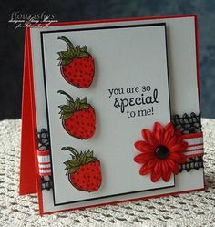 Berry Special 4x4 FTTC23 by Twinshappy - Cards and Paper Crafts at Splitcoaststampers  (Feb'13)