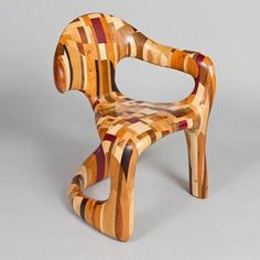 unique-chair-in-mixed-timbers-corsica-by-ian-spencer-and-cairn-young-england-2010